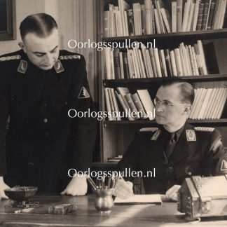 Original WWII Dutch NSB photo Arie Zondervan