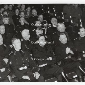 Original WWII Dutch NSB photo