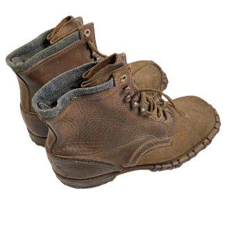 Original WWII German Gebirgsjager shoes