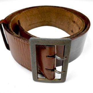 Original WWII German WH General Zweidorn belt