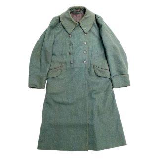 Original WWII German WH overcoat (Dutch army captured overcoat)