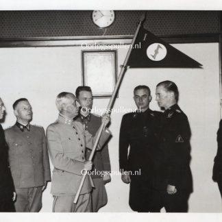Original WWII Dutch Waffen-SS volunteers photo