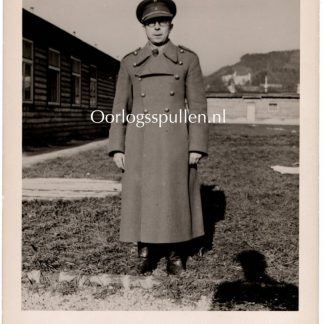 Original WWII Belgian OFLAG II A photo