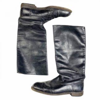 Original WWII Russian officer boots