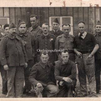 Original WWII French STALAG-VI C photo