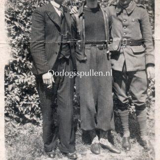 Original WWII French STALAG- XB photo