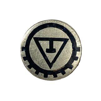 Original WWII Vlaamse Fabriekswacht pin