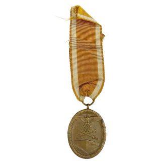 Original WWII German Westwall medal