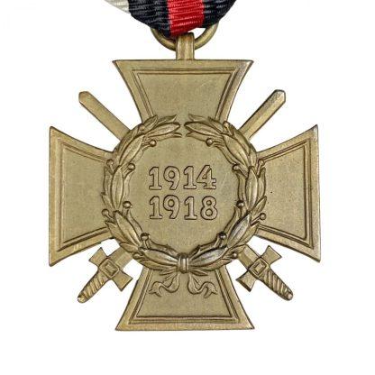 Original WWI German medal grouping