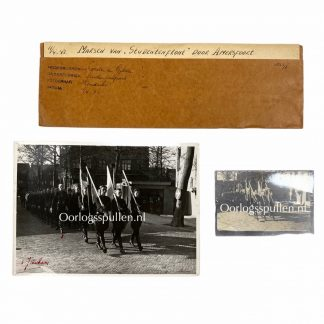 Original WWII Dutch Studentenfront photos Amersfoort
