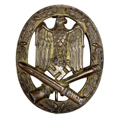 Original WWII German Allgemeine Sturmabzeichen