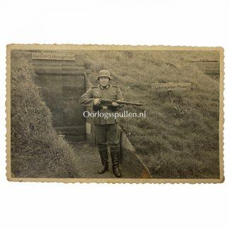 Original WWII German photo - Hoek van Holland