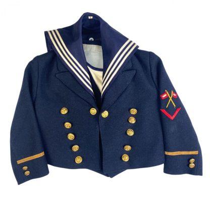 Original WWII German Kriegsmarine children's uniform