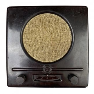 Original WWII German Kleinempfänger radio