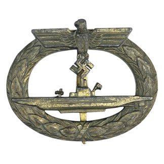 Original WWII German Kriegsmarine U-bootkriegsabzeichen