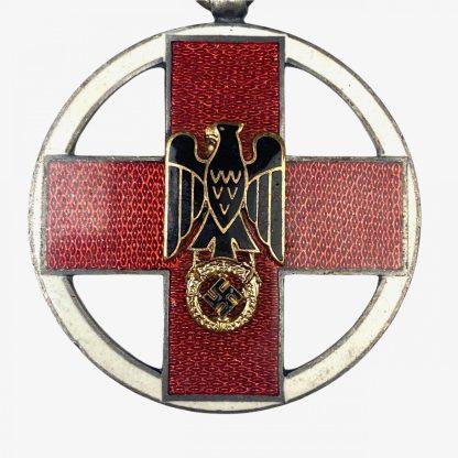 Original WWII German DRK Ehrenzeichen des Deutschen Roten Kreuzes