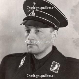 Original WWII Dutch NSB photo Ernst Voorhoeve