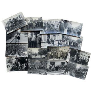 Original WWII Dutch liberation of Utrecht photo grouping
