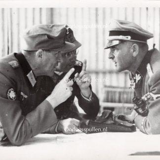 Original WWII German Waffen-SS photo Sepp Dietrich