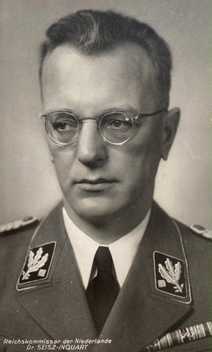 Original WWII German SS-Gruppenführer Arthur Seyss-Inquart set