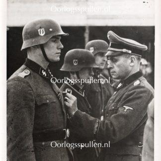 Original WWII Dutch Waffen-SS Freiwilligen-Panzergrenadier-Brigade ''Nederland'' photo