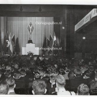 Original WWII Dutch Studentenfront photo